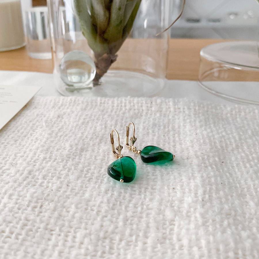 FOREST EARRING #2