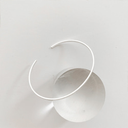 LINEAR SILVER CUFF #2REVISITED