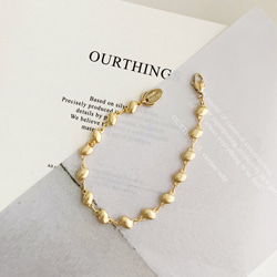 PEBBLES GOLD BRACELET