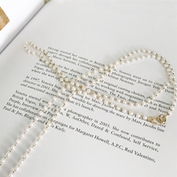 CLASSIC GUIDEPEARL NECKLACE #2