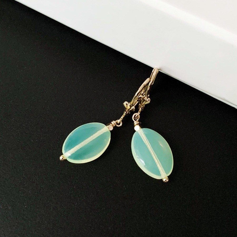 CITRON FRENCH EARRING
