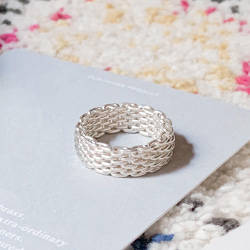 SILVERFIELD KNITRING #2REVISITED